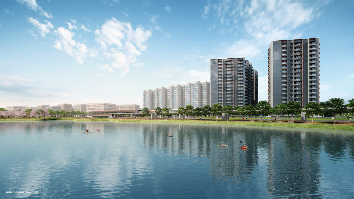 Lake Grande Condo by Jurong Lake